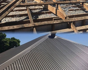 Roof Restoration Bendigo - Replacement Roofs